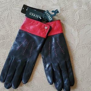 LAUREN Ralph Lauren Leather Gloves